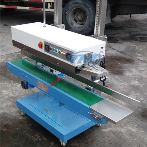 Máy hàn miệng túi có indate chịu lực DBF-1100V (TMĐG-A34)