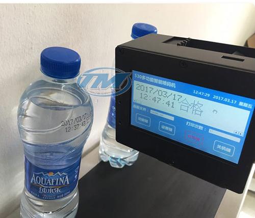 Máy in date tự động băng tải 530 Tân Minh (TMĐG-D08)