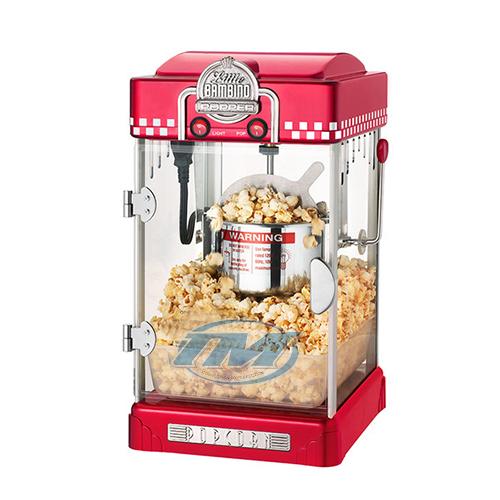 Máy làm bắp rang bơ (có tủ kính) (TMTP-NA06)
