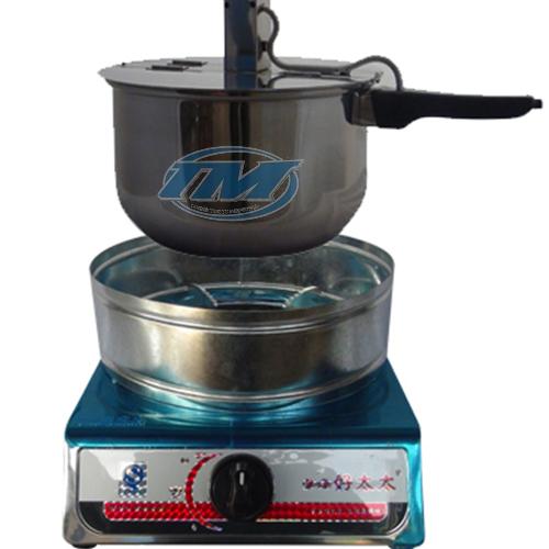 Máy làm bắp rang bơ dùng gas quay tay (TMTP-NA02)