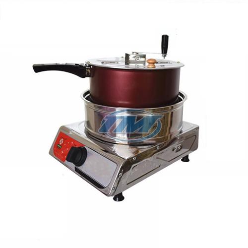 Máy làm bắp rang bơ dùng gas quay tay (TMTP-NA04)