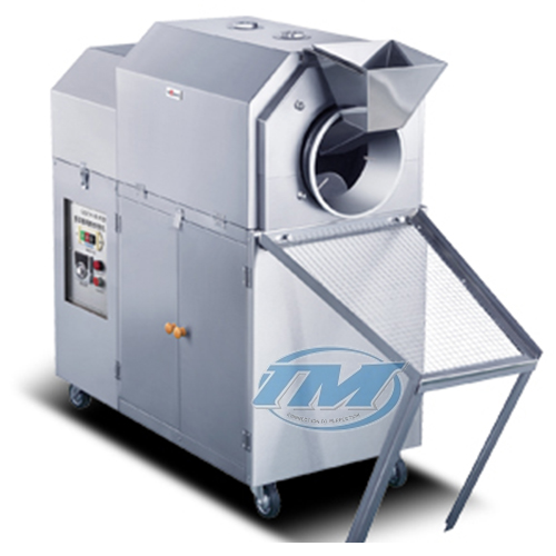 Máy rang hạt XL-100D dùng điện 50-65 kg/mẻ (TMTP-N06)