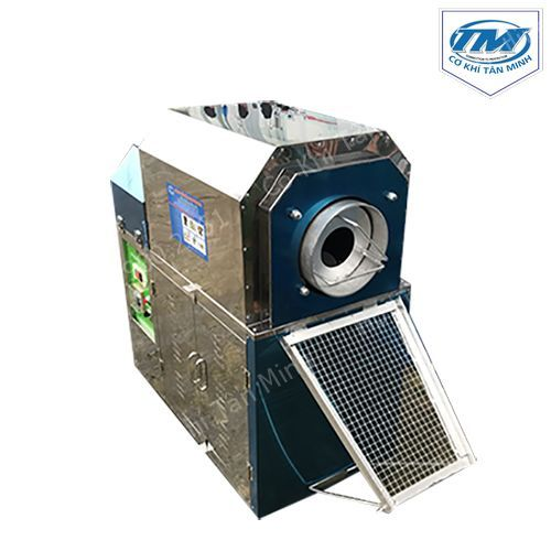 Máy rang hạt XL-25D dùng điện 10-15 kg/mẻ (TMTP-N02)
