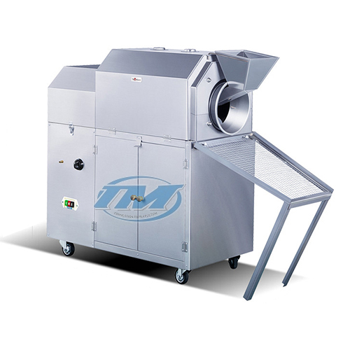 Máy rang hạt XL-25R dùng gas 10-15 kgmẻ (TMTP-N01)