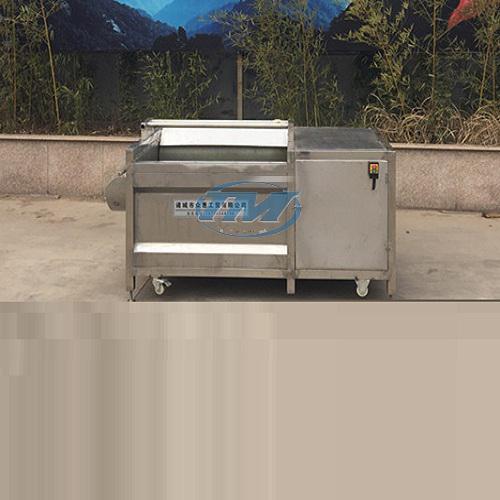 Máy rửa củ quả 300 kg/h (TMTP-OB02)