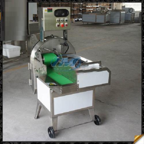 Máy thái rau tự động có băng tải SH-125 1-6cm (TMTP-O09)