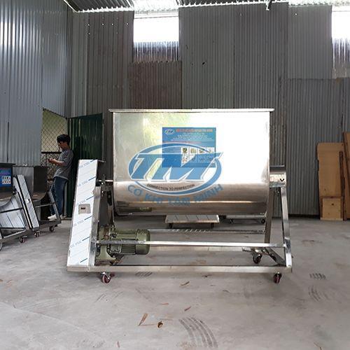 Máy trộn bột TMSX 250-300 Kg/mẻ Inox 304(TMTP-LA18)