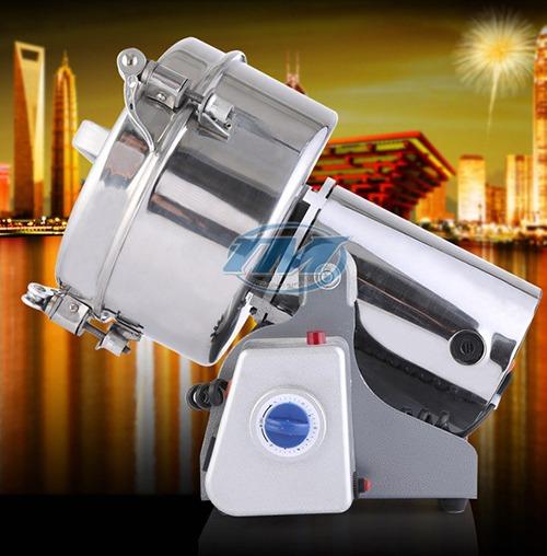 Máy xay bột mịn 3 kg/mẻ 4100W (TMTP-L10)