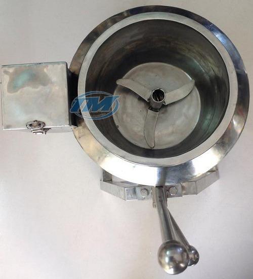 Máy xay giò, chả 20 kg/mẻ + biến tần (TMTP-B03)