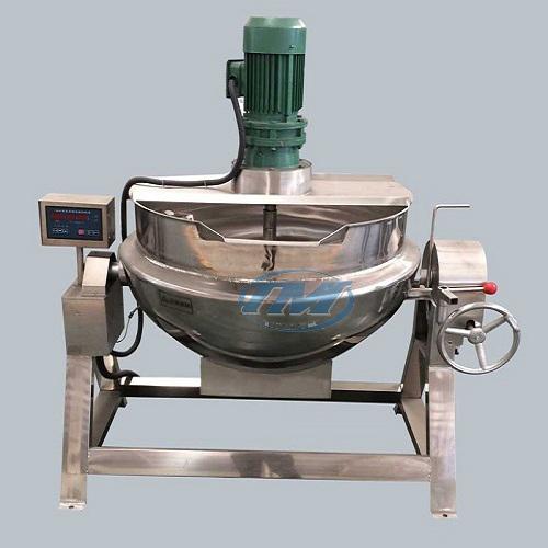 Nồi nấu kẹo 50 lít/mẻ VN (TMCN-AD02)