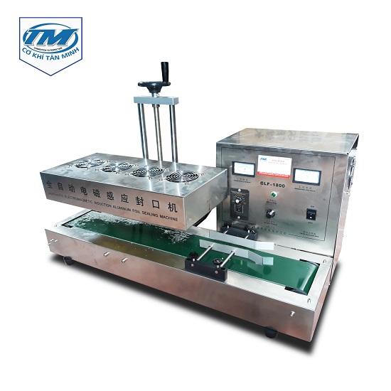 Máy dán màng seal tự động 120 mm (TMĐG-E09)
