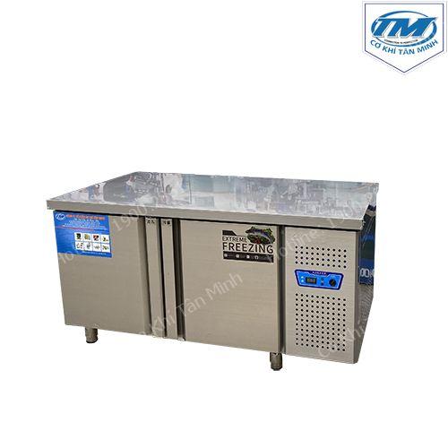 Tủ bảo quản 2 ngăn đông mát 1.5m (TMTP-PC02)