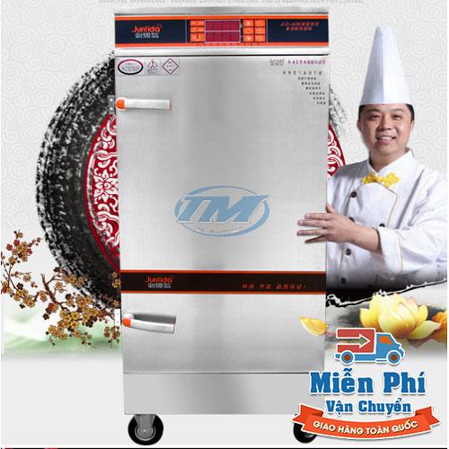 Tủ cơm 8 khay dùng điện có điều khiển (TMTP-Q03)