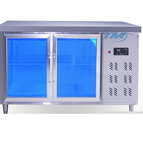 Tủ mát inox 2 cánh (TMTP-PC02)