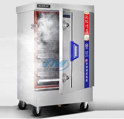 Tủ nấu cơm 6 khay dùng điện không điều khiển (TMTP-Q15)