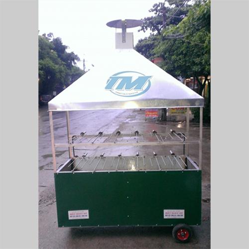 Xe quay vịt 2 tầng 6 xiên MQ06 (TMTP-IA06)