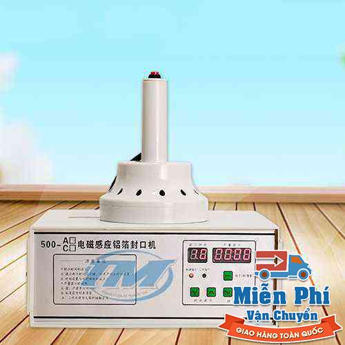 Máy dán màng seal bán tự động 500A (TMĐG-E01)