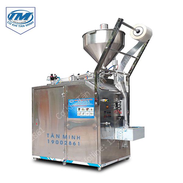 Máy đóng gói nước sốt bán tự động (TMĐG-I06)
