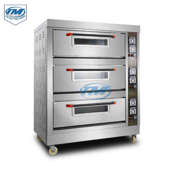 Lò nướng bánh 3 tầng độc lập (TMTP-I20)