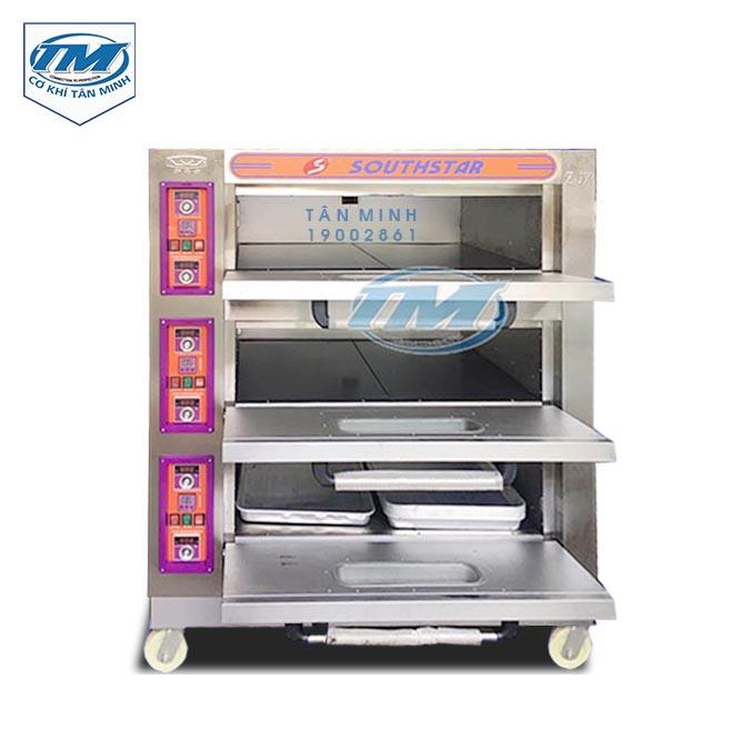 Lò nướng bánh 3 tầng độc lập YXD-60C (TMTP-I36)