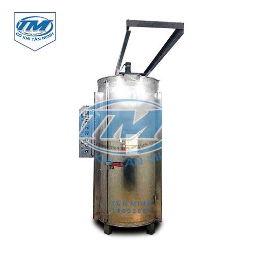Lò quay heo nguyên con dùng điện (1 – 2 con) inox 304 (TMTP-I37)