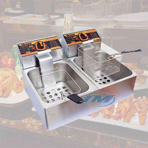Bếp chiên đôi HY-82R (TMTP-NB06)