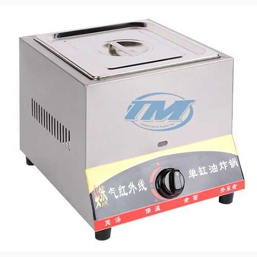 Bếp chiên đơn dùng gas (TMTP-NB16)