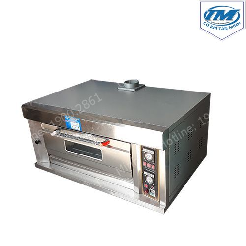 Lò nướng 1 tầng 2 khay dùng gas (TMTP-I29)