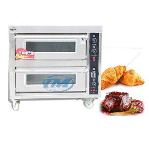 Lò nướng bánh 2 tầng 2 khay (TMTP-I06)