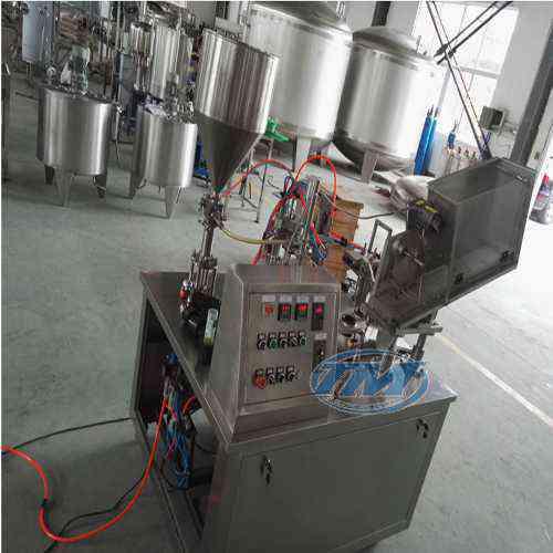 Máy chiết rót tuýp kem tự động (TMDC-D22)