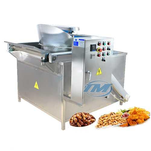 Máy chiên công nghiệp XZ-20-D (TMTP-NB36)