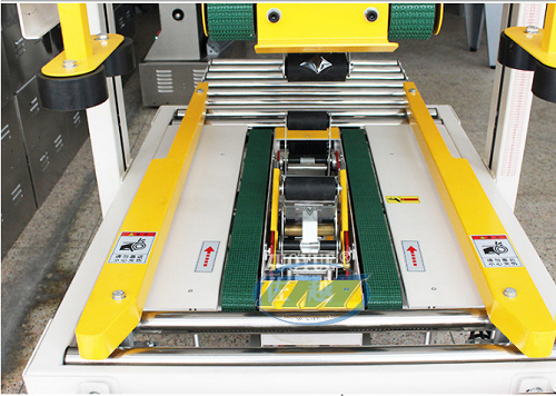 Máy dán băng dính thùng carton FXJ-6050 (TMĐG-GA02)