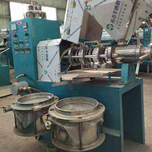 Máy ép dầu ZYJ-100 (TMTP-R09)