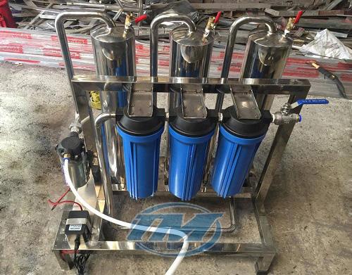 Máy lọc rượu 20-30 lít/h (TMDC-C01)