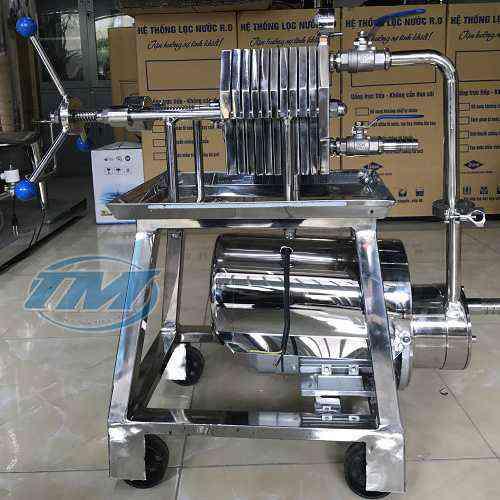 Máy lọc rượụ khung bản (TMDC-C02)