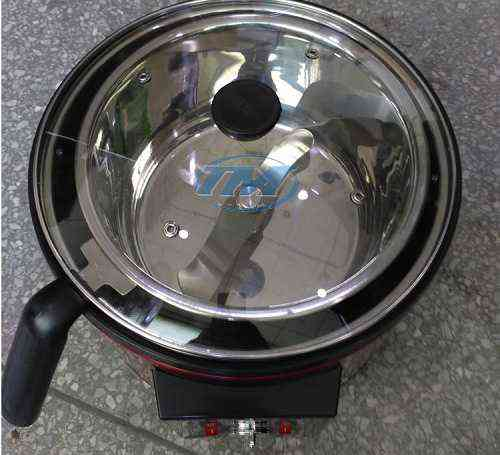 Nồi rang lạc MJ-04 dùng điện 3 kg/mẻ