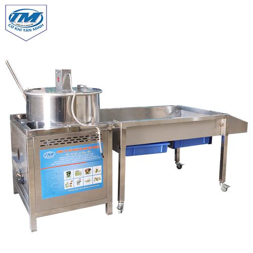 Máy làm bắp rang bơ công nghiệp 500gram/mẻ (gas) (TMTP-NA08)