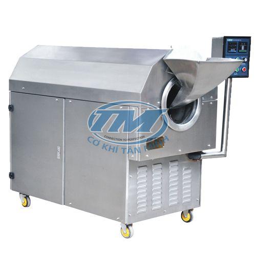 Máy rang hạt DCCY 5-10 dùng điện (Inox) 15-30 kg/mẻ (TMTP-N15)