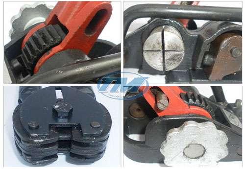 Bộ dụng cụ siết đai thép (16-19 mm) (TMĐG-G15)
