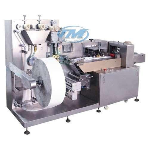 Dây chuyền sản xuất khăn ướt JY-D100 (TMDC-DB05)
