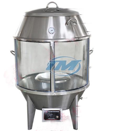 Lò quay vịt dùng gas có kính 90 cm (TMTP-I09)