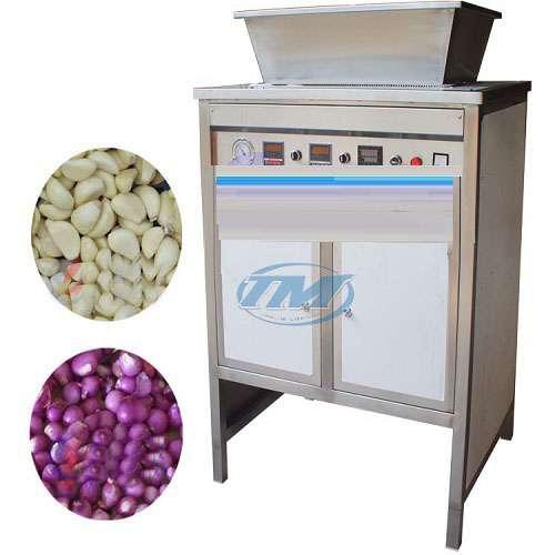 Máy bóc vỏ hành, tỏi công nghiệp DSTP-200 (TMTP-OA11)