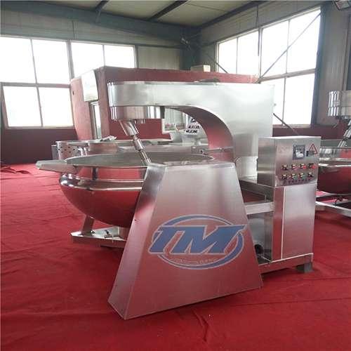 Máy chiên và xào công nghiệp (TMTP-NB37)
