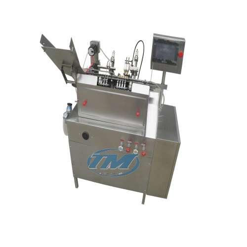 Máy chiết rót hàn ống tiêm AMPOULE 2 đầu (TMDC-D31)