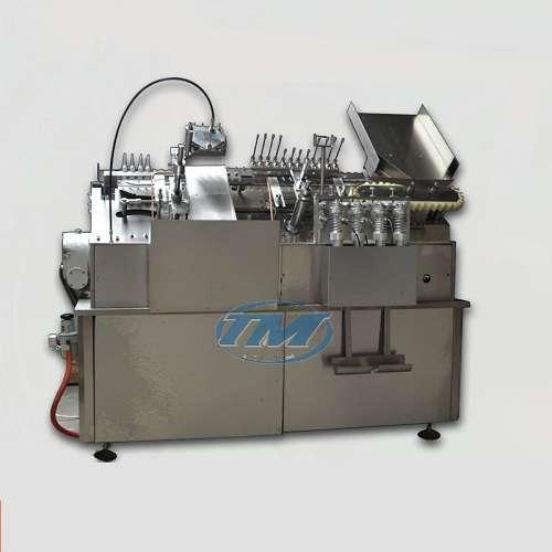Máy chiết rót hàn ống tiêm AMPOULE 4 đầu (TMDC-D32)