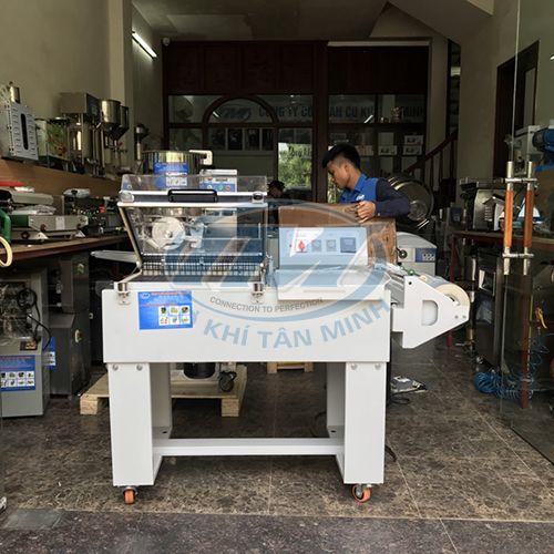 Máy co và cắt màng giá rẻ (TMĐG-B18)