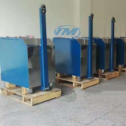 Máy đai thùng bán tự động DBA-130A (TMĐG-G14)
