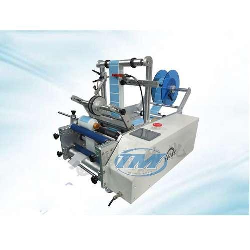 Máy dán decan chai tròn bán tự động KF-603 (TMĐG-H14)