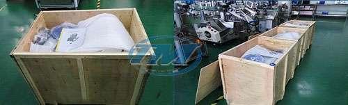 Máy dán decan tự động (dạng mặt phẳng)