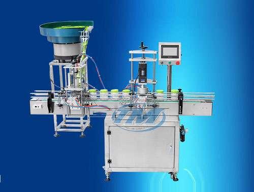 Máy đóng nắp chai tự động QDX-1